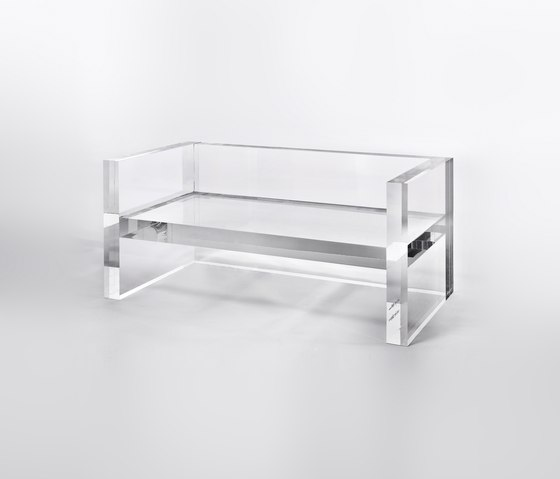 The Invisibles Light by Kartell | Waiting area benches
