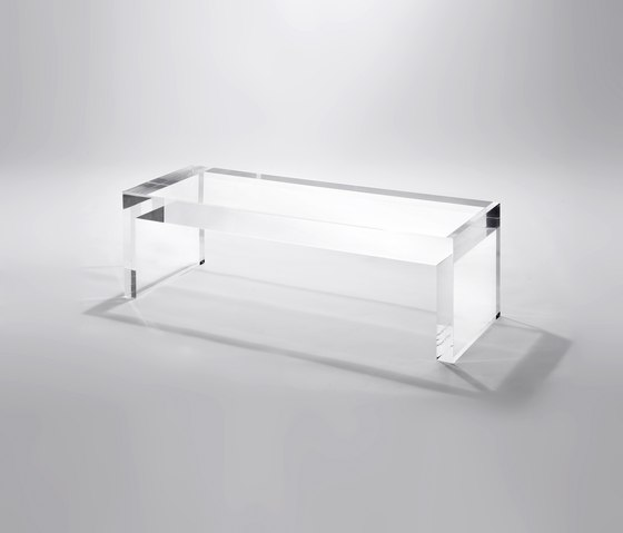 The Invisibles Light de Kartell | Bancs d'attente