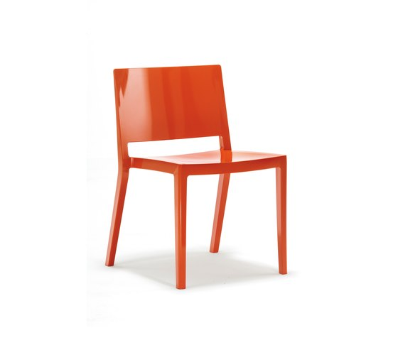 Lizz by Kartell | Multipurpose chairs