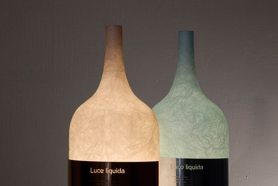 Luce Liquida 1 table lamp by IN-ES.ARTDESIGN | General lighting