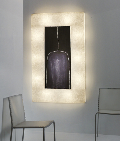 Lunar Bottle 2 wall lamp di IN-ES.ARTDESIGN | Illuminazione generale