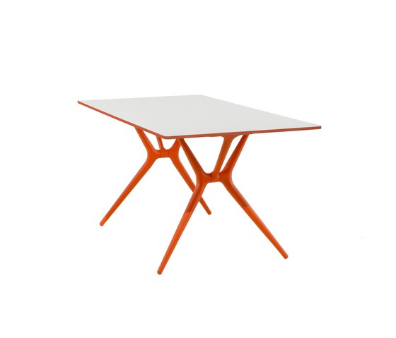 Spoon Table by Kartell | Individual desks