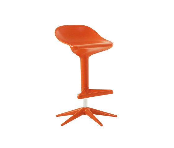 Spoon by Kartell   Bar stools