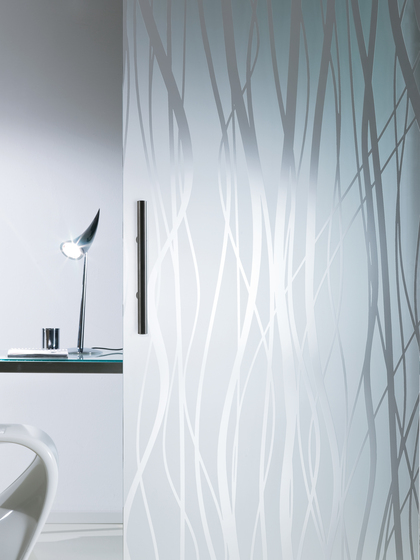 Madras® Fili by Vitrealspecchi | Decorative glass