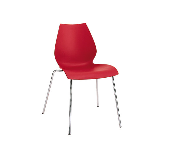 Maui by Kartell | Multipurpose chairs