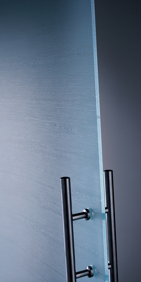 Madras® Tek clear by Vitrealspecchi | Decorative glass