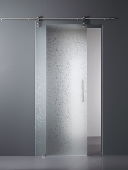 Madras® Uadi clear by Vitrealspecchi | Decorative glass