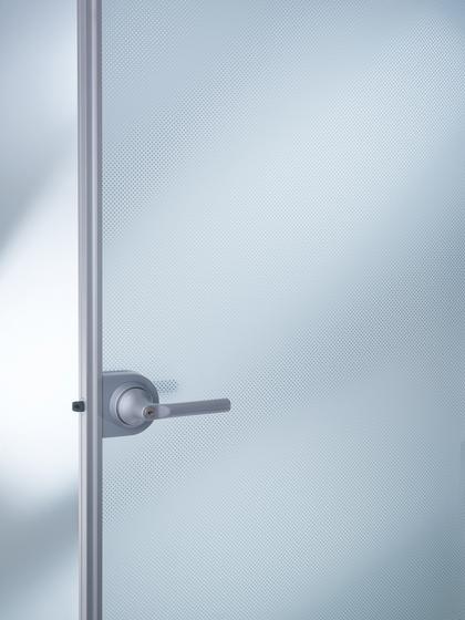 Vetro madras per porte con telaio in alluminio di - Vetro per porta interna ...