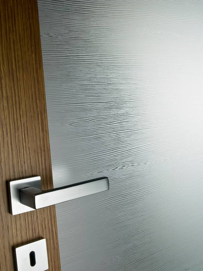 Madras® Tek clear by Vitrealspecchi | Glass room doors