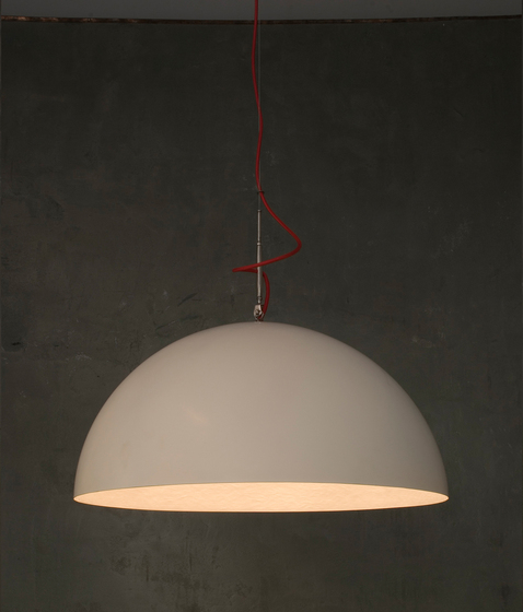 Mezza luna 1/2 Pendant by IN-ES.ARTDESIGN | General lighting