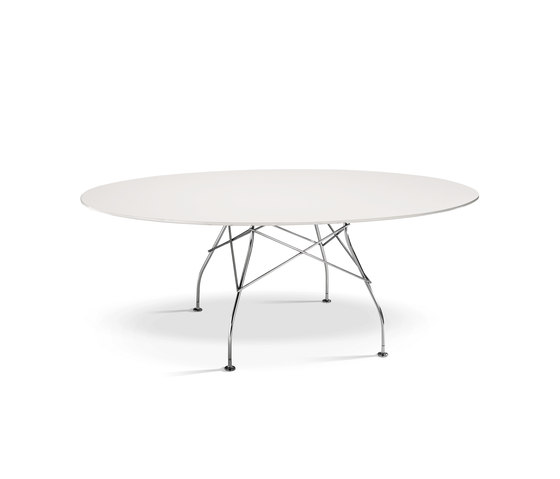 Glossy by Kartell | Restaurant tables
