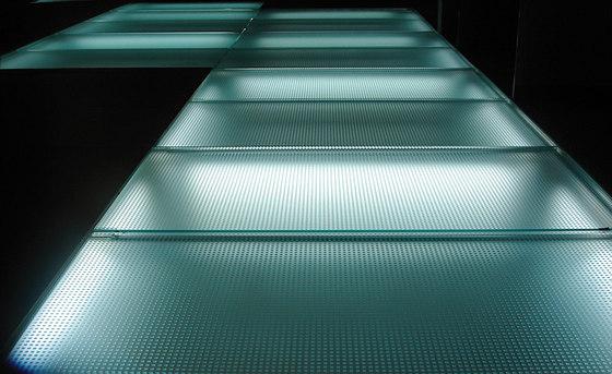 Madras® Matrix Flooring by Vitrealspecchi | Glass flooring