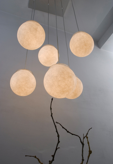 Sei Lune pendant de IN-ES.ARTDESIGN | Suspensions