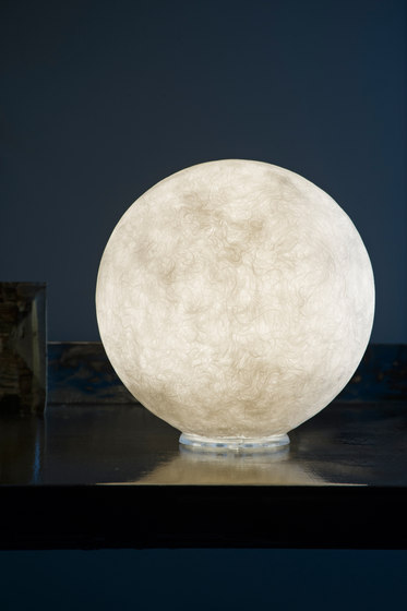 T.moon table lamp by IN-ES.ARTDESIGN | General lighting