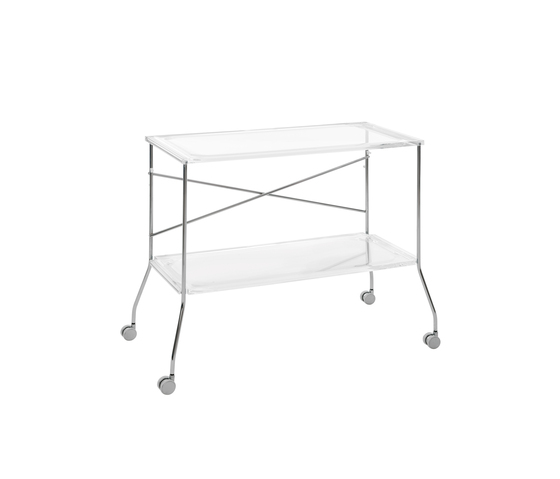 Flip by Kartell | Tea-trolleys / Bar-trolleys