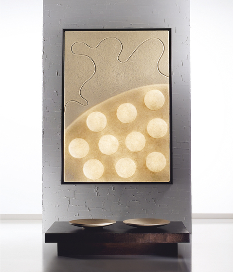 Ten Moons wall lamp by IN-ES.ARTDESIGN | General lighting