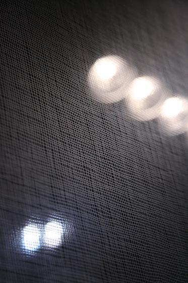 Madras® Lino Maté Lac black de Vitrealspecchi | Vidrios decorativos