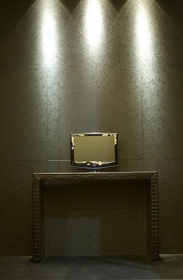 Madras® Miami Silver by Vitrealspecchi | Decorative glass