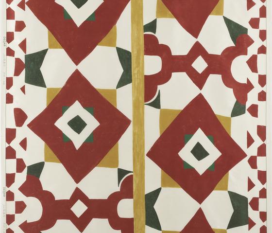 Soleil Qui Brille col. 003 by Dedar | Curtain fabrics