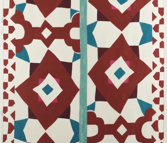 Soleil Qui Brille col. 004 by Dedar | Curtain fabrics