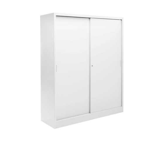 Sliding door cabinet | W 1800 H 2000 mm de Dieffebi | Meubles de rangement