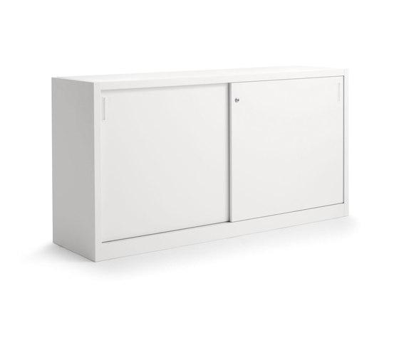 Sliding door cabinet | W 1800 H 880 mm by Dieffebi | Cabinets