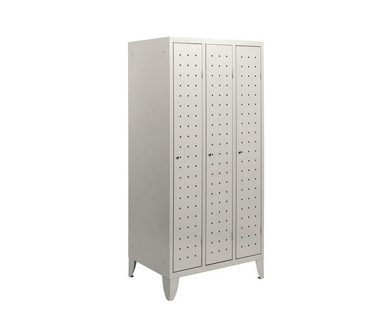 Monoplus Design | 3 doors locker by Dieffebi | Lockers