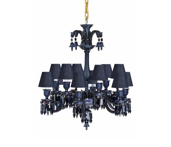 Zénith Midnight de Baccarat | Lámparas de techo
