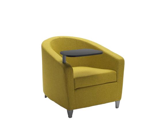 Playful di Segis | Sedute lounge da lavoro