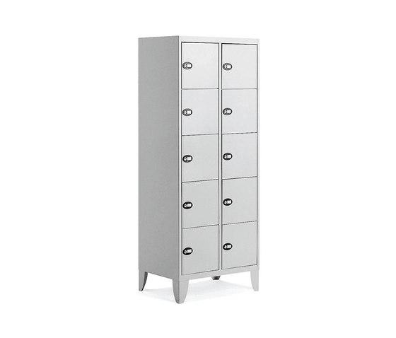 Personal Locker | 10 places personal locker by Dieffebi | Lockers