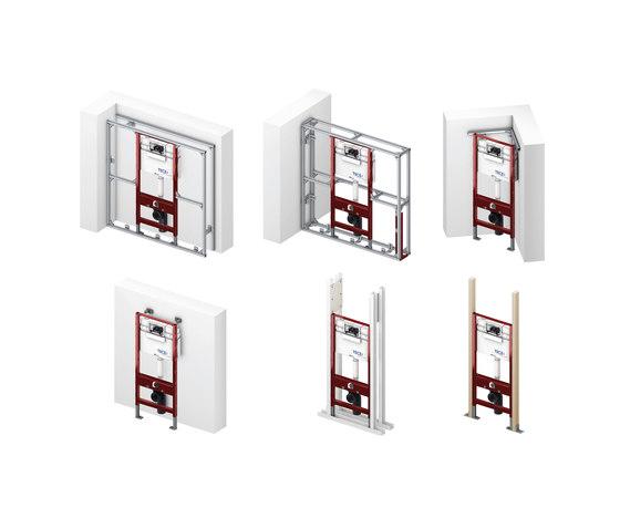 TECEprofil di TECE | Moduli installazione sanitari