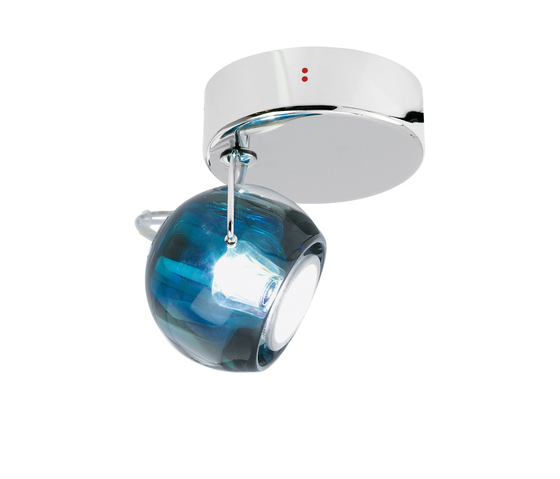Beluga Colour D57 G17 31 by Fabbian | Ceiling-mounted spotlights