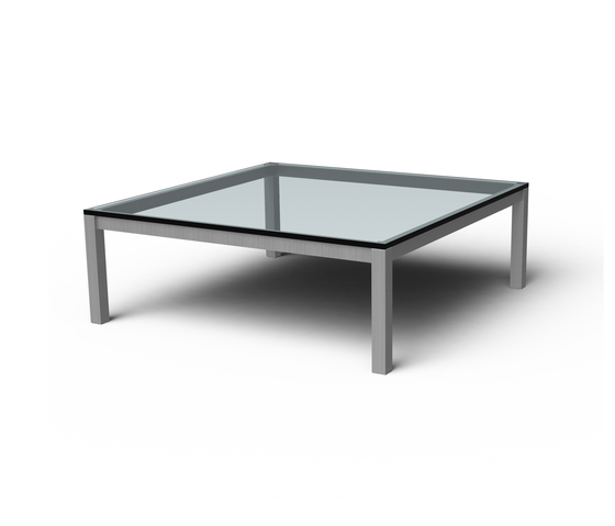 Basic Coffee table de Lourens Fisher | Tables basses