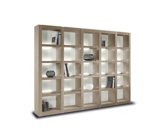 Avantgarde Libreria by Reflex | Shelves