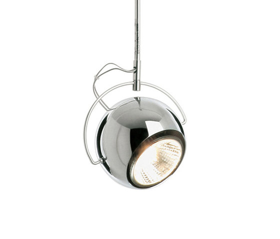 Beluga Steel D57 A05 15 by Fabbian | General lighting