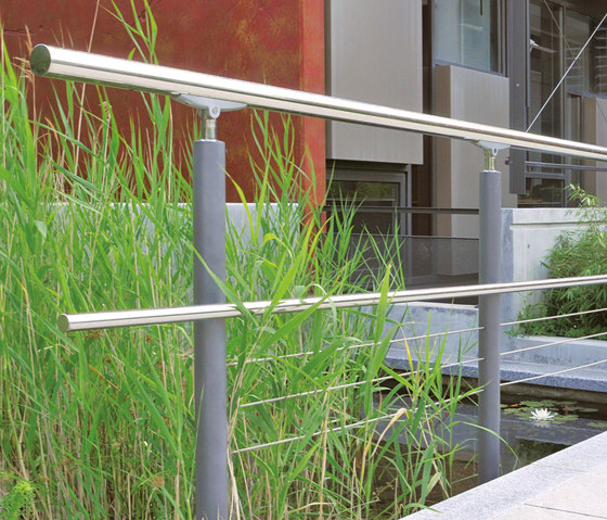Lice Acropolis Railing by AREA | Bollards