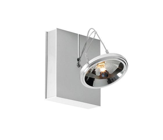 Book by Fabbian | Wall-mounted spotlights