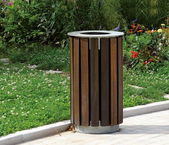 Corbeille Bambou de AREA | Corbeilles