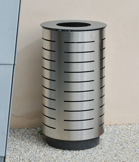 Marguerite Litter bin by AREA | Exterior bins