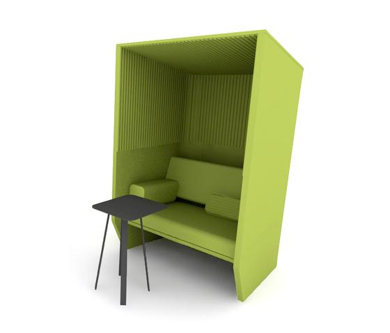 BuzziHub Single di BuzziSpace | Mobili rifugio