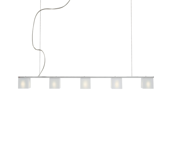 Cubetto D28 A06 01 by Fabbian | General lighting