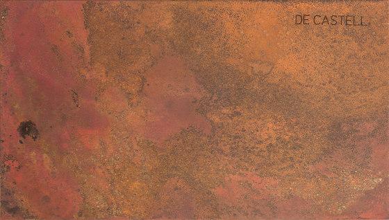Mottled Copper de De Castelli | Paneles metálicos