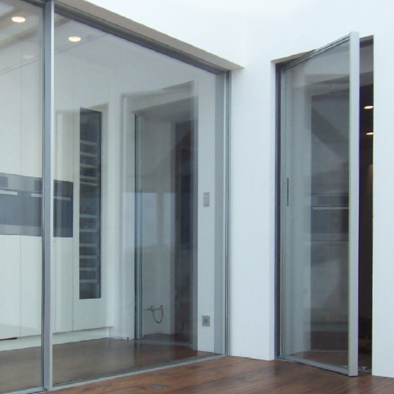 Vitrocsa Pivoting by Vitrocsa | French doors