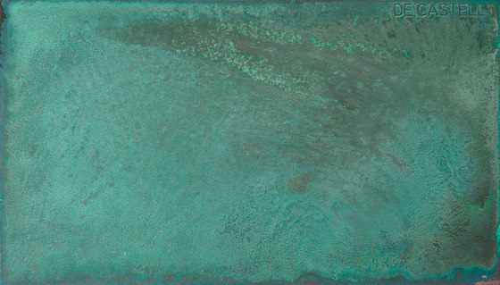Verdigris by De Castelli | Metal sheets