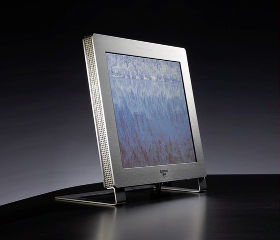 Flexis 170 table di ELEMENT ONE | Table integrated displays