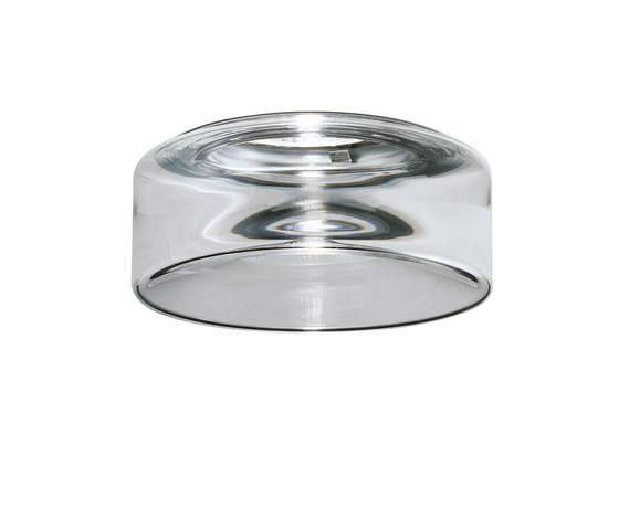 Faretti Blow D27 F17 00 by Fabbian | Recessed ceiling lights