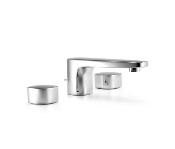 Gentle - Batería americana de lavabo de Dornbracht | Grifería para lavabos