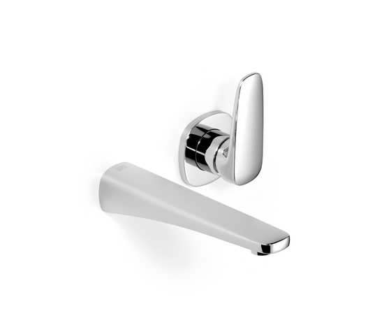 Gentle - Wall-mounted basin mixer by Dornbracht | Wash-basin taps