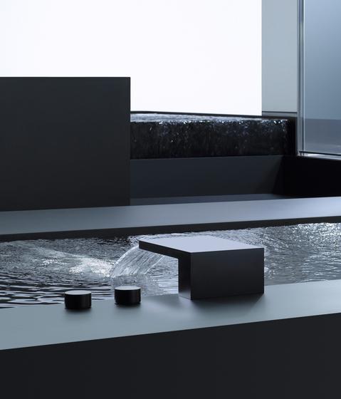 DEQUE - Water-shaping source by Dornbracht | Bath taps