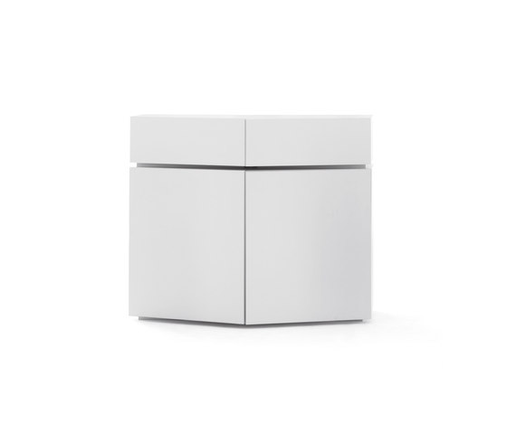 5 Blocks White by Opinion Ciatti | Sideboards